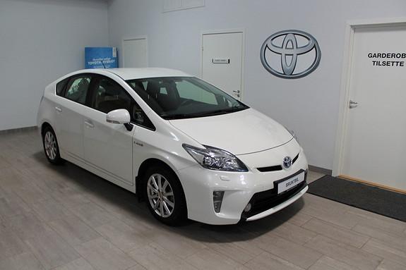 Toyota Prius 1,8 VVT-i Hybrid Advance VELHOLDT**LAV KM**RYGGEKAMERA**AUTOAMT**NYBILGARANTI  2013, 35000 km, kr 209000,-