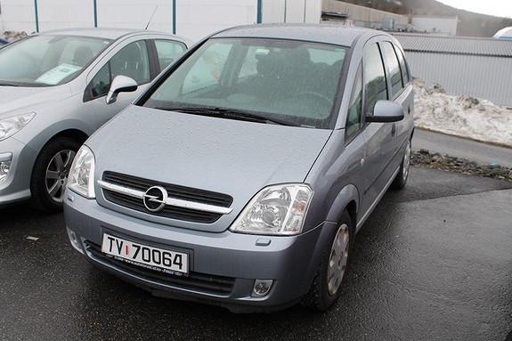 Opel Meriva 1,6 100hk Enjoy **MYE BIL FOR PENGENE** LAV KM**  2004, 104000 km, kr 25000,-