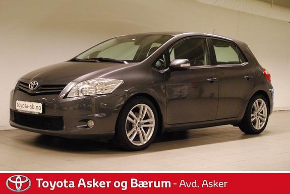 Toyota Auris 1,4 D-4D (DPF) Advance RENTE/INNBYTTEKAMPANJE  2011, 94400 km, kr 124000,-