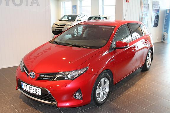 Toyota Auris 1,8 Hybrid E-CVT Active+ Nybilgaranti  2014, 26700 km, kr 249000,-
