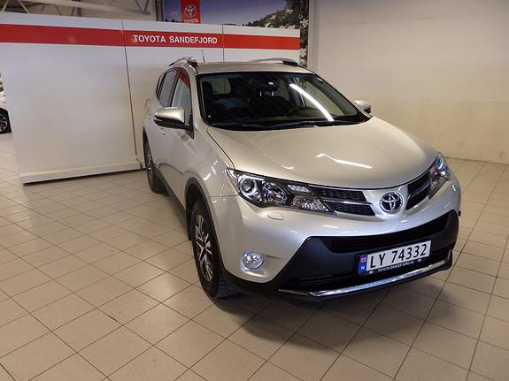 Toyota RAV4 2.2D-4D DPF Active Style  2013, 56000 km, kr 359000,-