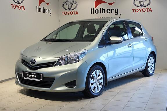 Toyota Yaris 1,4 D-4D Active Navikampanje  2012, 21200 km, kr 159000,-