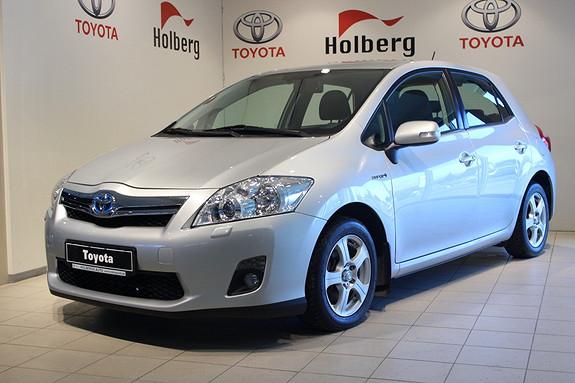 Toyota Auris 1,8 Hybrid E-CVT Executive - ryggekamera, cruise control  2011, 63000 km, kr 179000,-