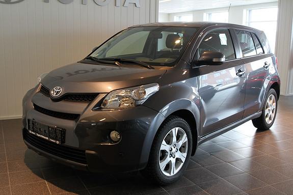 Toyota Urban Cruiser 1,4 D-4D Dynamic AWD Motorvarmer/Kupevarmer  2012, 73000 km, kr 182000,-