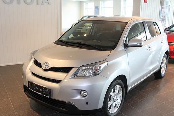 Toyota Urban Cruiser 1,4 D-4D Dynamic AWD Nybilgaranti  2012, 60000 km, kr 189000,-