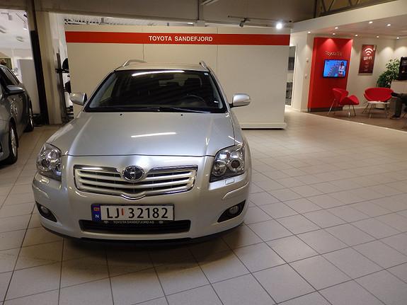 Toyota Avensis 2.0D-4D DPF Executive  2008, 120000 km, kr 149000,-