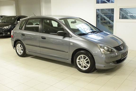 Honda Civic 1,4 I S  2004, 93917 km, kr 69000,-