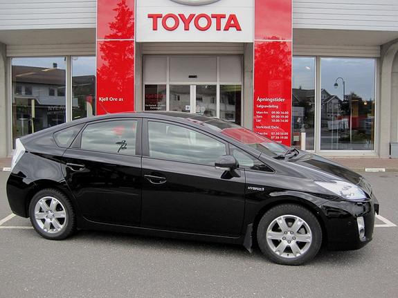 Toyota Prius 1,8 VVT-i Hybrid Executive m/Solcelleglasstak  2010, 78550 km, kr 169000,-