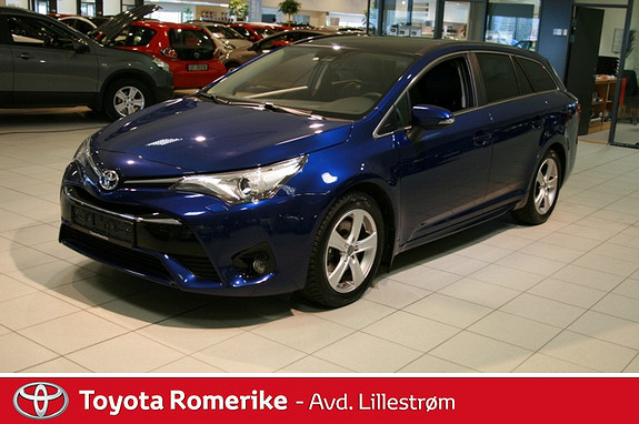 Toyota Avensis Touring Sports 2,0 D-4D Premium  2015, 27500 km, kr 375000,-
