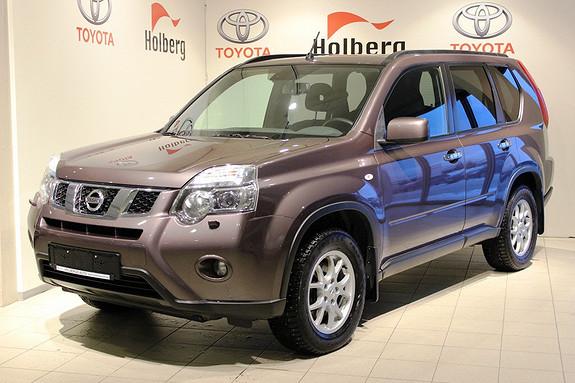 Nissan X-Trail 2,0 dCI 150hk SE Aut. - panoramatak, ryggekamera, tectylbehandlet  2011, 72000 km, kr 275000,-