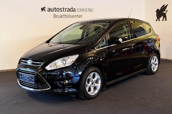 Ford C-Max 1,6 TDCi 115hk Titanium Navigasjon, parkeringsassistent, parksensorer foran og bak++  2012, 38400 km, kr 189000,-