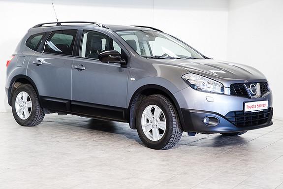 Nissan Qashqai +2 1,6 117hk Style 360  2013, 17200 km, kr 239000,-