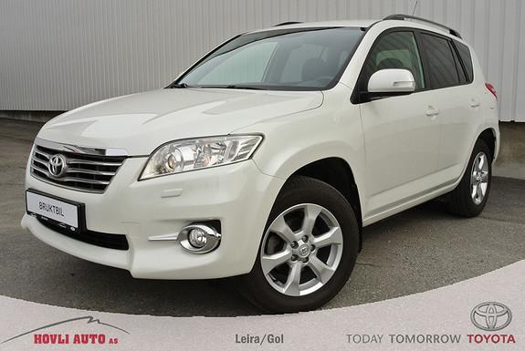 Toyota RAV4 2,0 VVT-i Vanguard Executive Multidrive S (automat)  2010, 127200 km, kr 239000,-