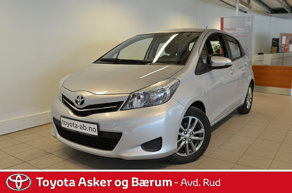 Toyota Yaris 1,0 Active Hengerfeste  2014, 27200 km, kr 154000,-