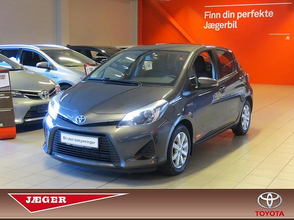 Toyota Yaris 1,5 Hybrid Active  2013, 36300 km, kr 189000,-