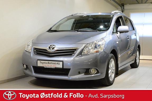 Toyota Verso 1,8 Executive 7 seter , NAVI/RYGGEKAMERA/KEY-LESS M.M.,  2011, 54572 km, kr 215000,-