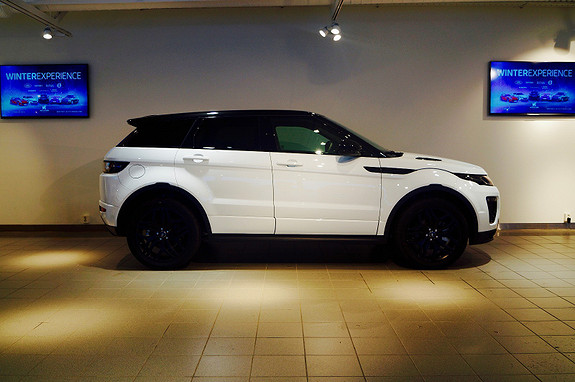 Land Rover Range Rover Evoque TD4 HSE Dynamic Black Pack m/