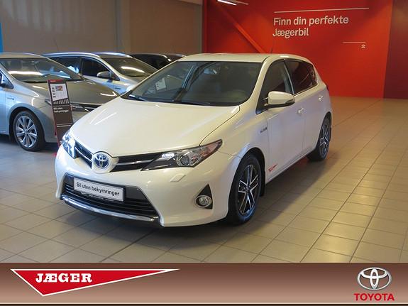 Toyota Auris 1,8 Hybrid E-CVT Active+  2014, 44000 km, kr 249000,-