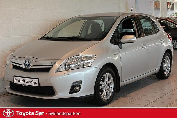 Toyota Auris 1,8 Hybrid Advance HSD 1.gang reg 2013  2012, 64000 km, kr 169000,-