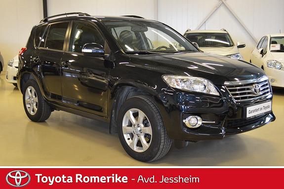 Toyota RAV4 2,2 D-4D Vanguard Executive  2010, 82100 km, kr 259000,-