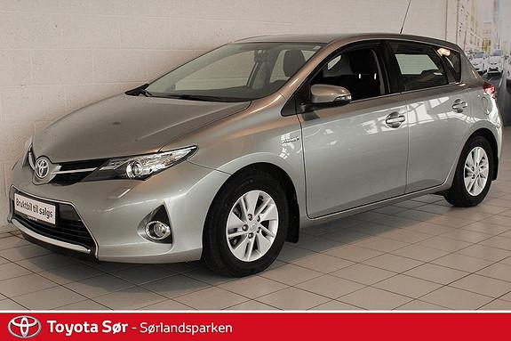 Toyota Auris 1,8 Hybrid E-CVT Active Go navi  2013, 29000 km, kr 225000,-