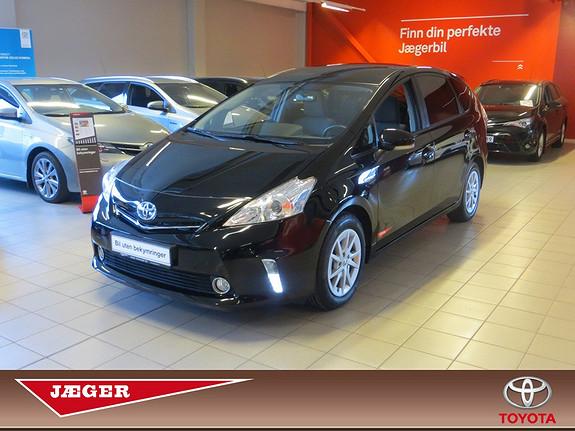 Toyota Prius+ Seven 1,8 VVT-i Hybrid Executive Skyview  2014, 43900 km, kr 299000,-