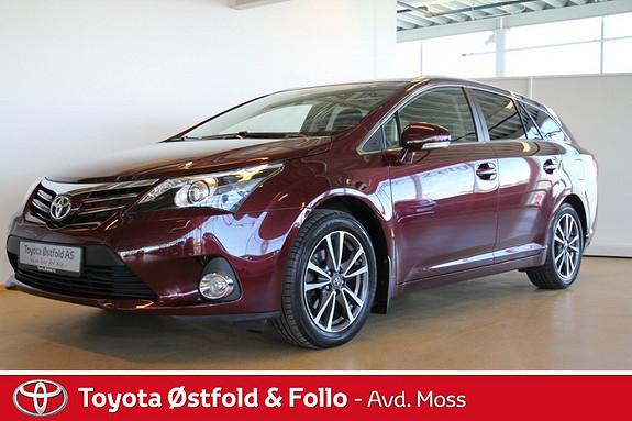 Toyota Avensis 1,8 147hk Advance InBusiness 2.0  2013, 58926 km, kr 264000,-