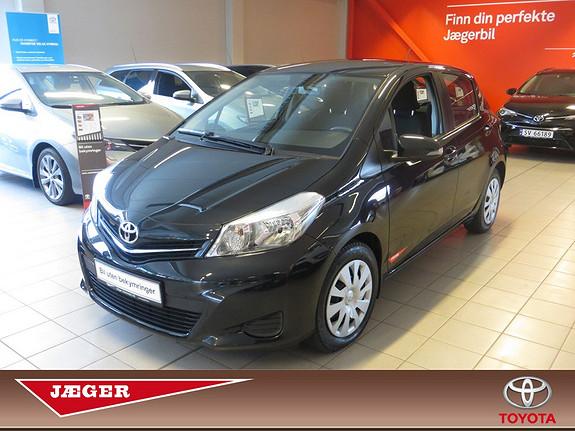 Toyota Yaris 1,33 Active  2013, 44900 km, kr 159000,-