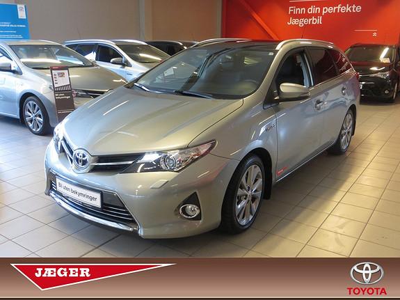 Toyota Auris Touring Sports 1,8 Hybrid Executive  2015, 13100 km, kr 279000,-