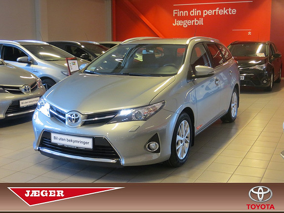 Toyota Auris Touring Sports 1,6 Mdrive Active  2014, 34700 km, kr 249000,-