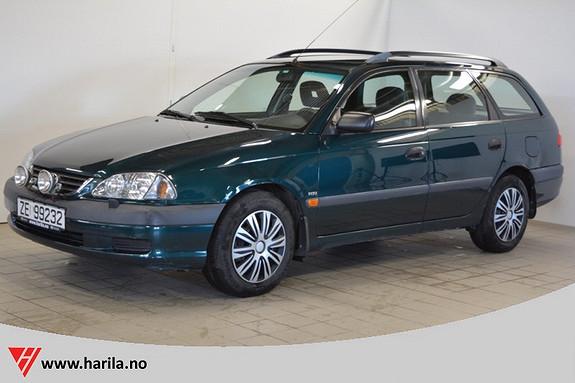 Toyota Avensis 1,6 Terra Business  2002, 150000 km, kr 75000,-