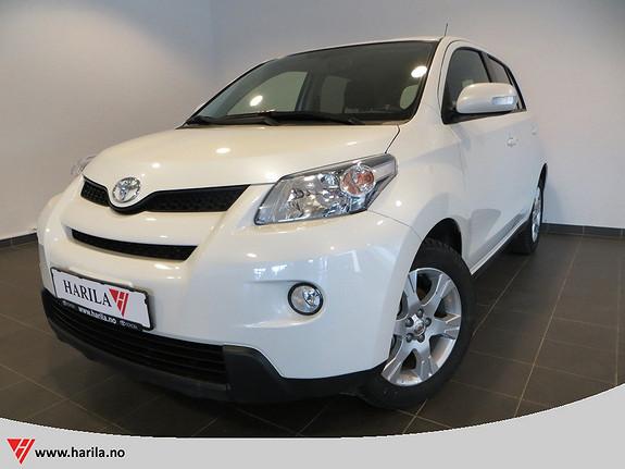 Toyota Urban Cruiser 1,4 D-4D Elegant AWD  2014, 48161 km, kr 249000,-