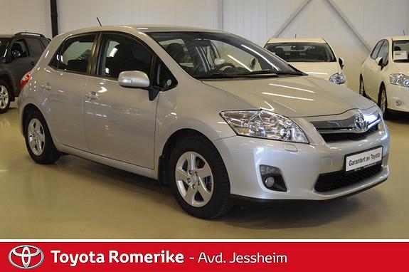 Toyota Auris 1,8 Hybrid Advance HSD  2011, 51000 km, kr 169000,-