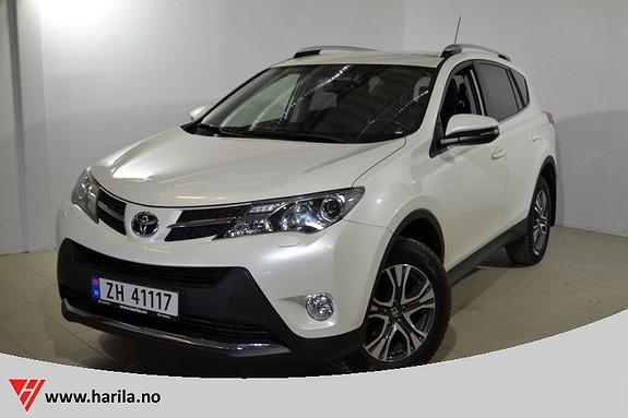 Toyota RAV4 2,0 D-4D 4WD Executive  2014, 19000 km, kr 379000,-