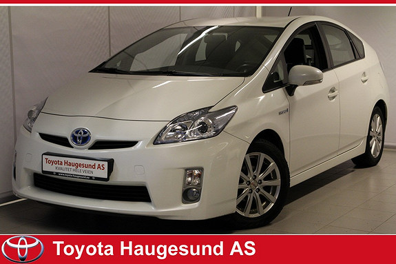 Toyota Prius 1,8 Advance Autoklima, Head Up Display, norsksolgt, tectylert som ny  2012, 59 544 km, kr 189 000,-