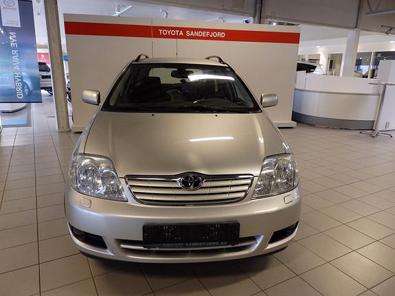 Toyota Corolla 1.4D-4D SOL  2007, 135200 km, kr 89000,-