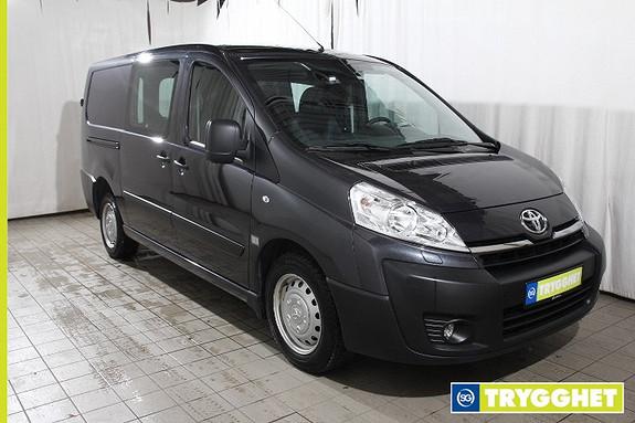 Toyota Proace 2,0 128hk L2H1 Bluetooth-Regnsensor-Cruise Control-Hengerfeste