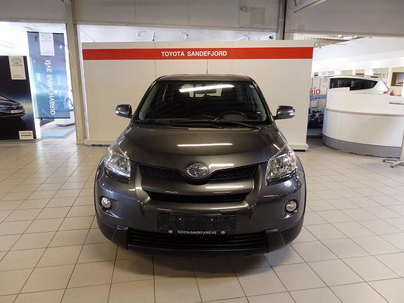 Toyota Urban Cruiser 1.4D-4D DPF Dynamic Music  2012, 35000 km, kr 189000,-