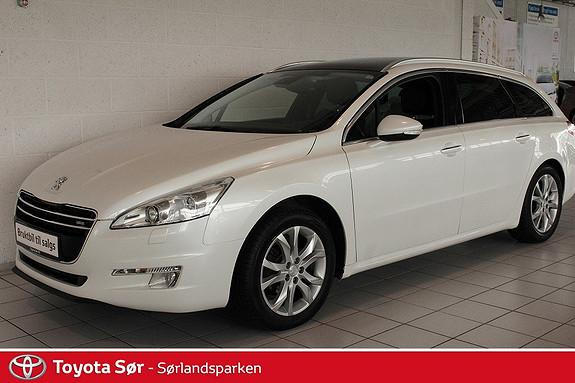 Peugeot 508 SW Access 1.6 HDi 112 hk M/Hengerfeste  2011, 93000 km, kr 179000,-