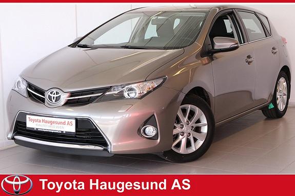 Toyota Auris 1,6 Valvematic Active aut Go navi cruise, Bluetooth, DAB+, Tectyl - SE KM!!!  2013, 10734 km, kr 229000,-