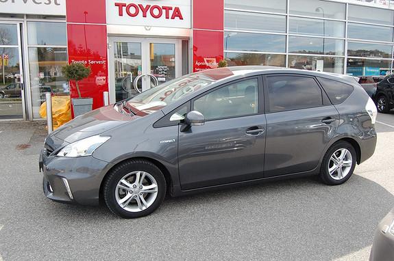 Toyota Prius+ Seven 1,8 VVT-i Hybrid Executive  2013, 38200 km, kr 289000,-