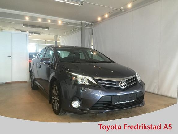 Toyota Avensis 2,0 D-4D 124hk Advance InBusiness 2.0  2013, 43100 km, kr 229000,-