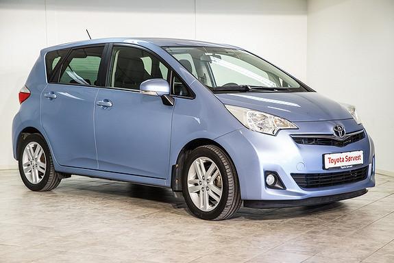 Toyota Verso-S 1,33 Dynamic S&S Multidrive S  2011, 57700 km, kr 159000,-
