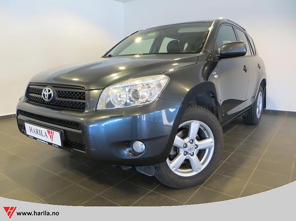 Toyota RAV4 2,2 D-4D 136hk Executive  2006, 201843 km, kr 120000,-