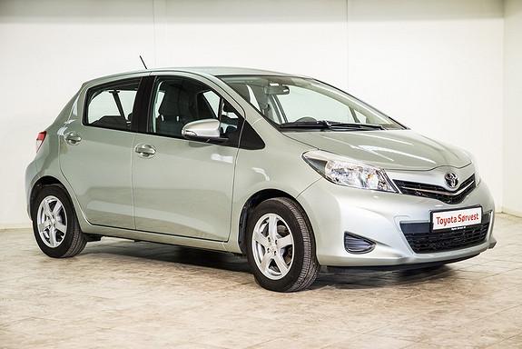 Toyota Yaris 1,33 Sense  2012, 28000 km, kr 159000,-