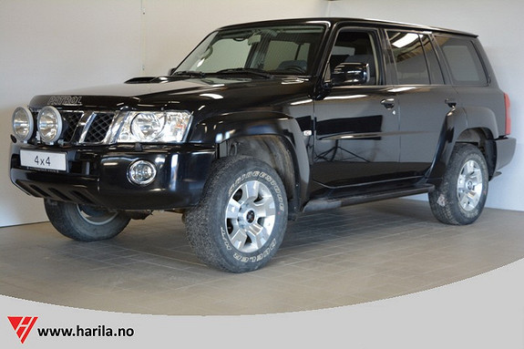 Nissan Patrol 3,0 TDI Elegance  2006, 149511 km, kr 269000,-