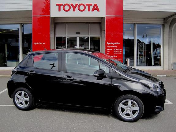Toyota Yaris 1,5 Hybrid Active e-CVT  2013, 69930 km, kr 169000,-