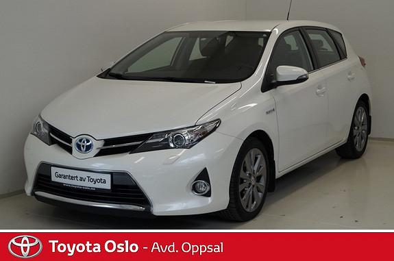 Toyota Auris 1,8 Hybrid E-CVT Active Bi-Xenon  2013, 44936 km, kr 229900,-