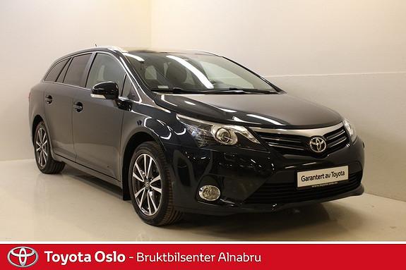 Toyota Avensis 1,8 147hk Advance Multidrive S Automat, Hengerfeste  2013, 92378 km, kr 239900,-