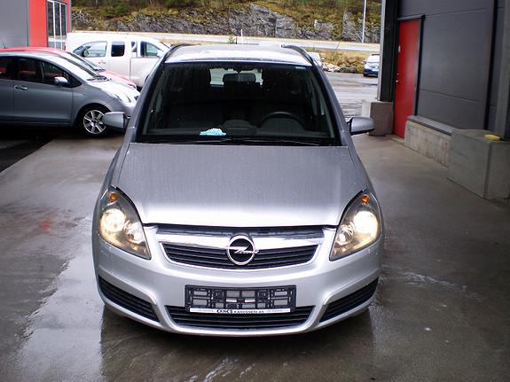Opel Zafira  2006, 190100 km, kr 63588,-
